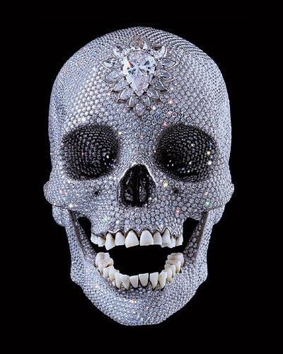 Cráneo Damien Hirst