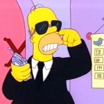 Homer Guardaespaldas