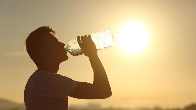 Beber en el verano