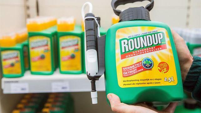 Glifosato en Roundup