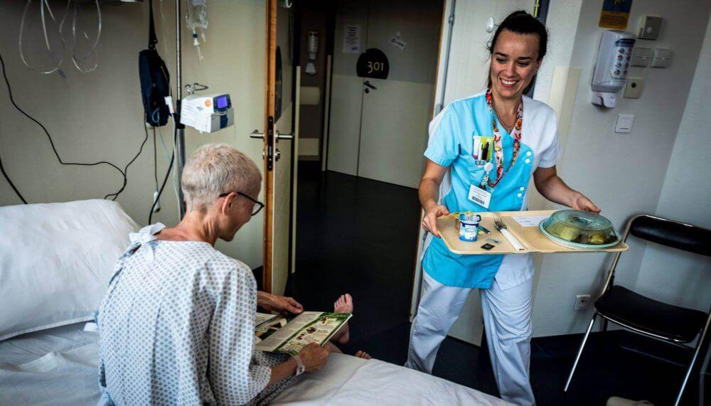 Comida Hospital