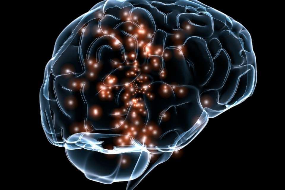 Cerebro actividad eléctrica