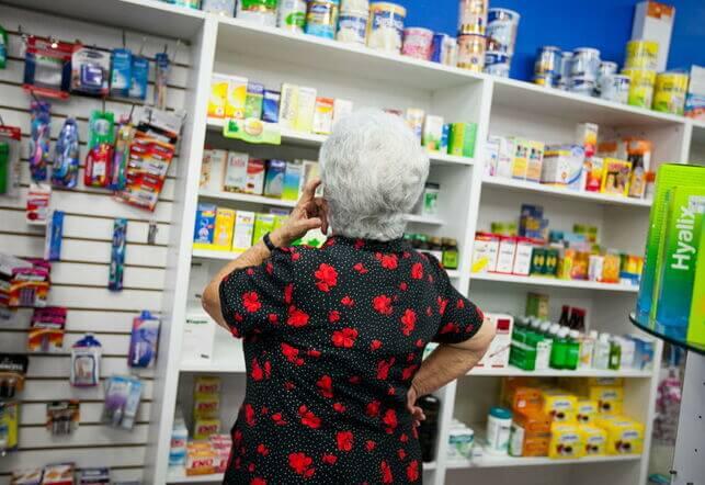 Medicamentos farmacia