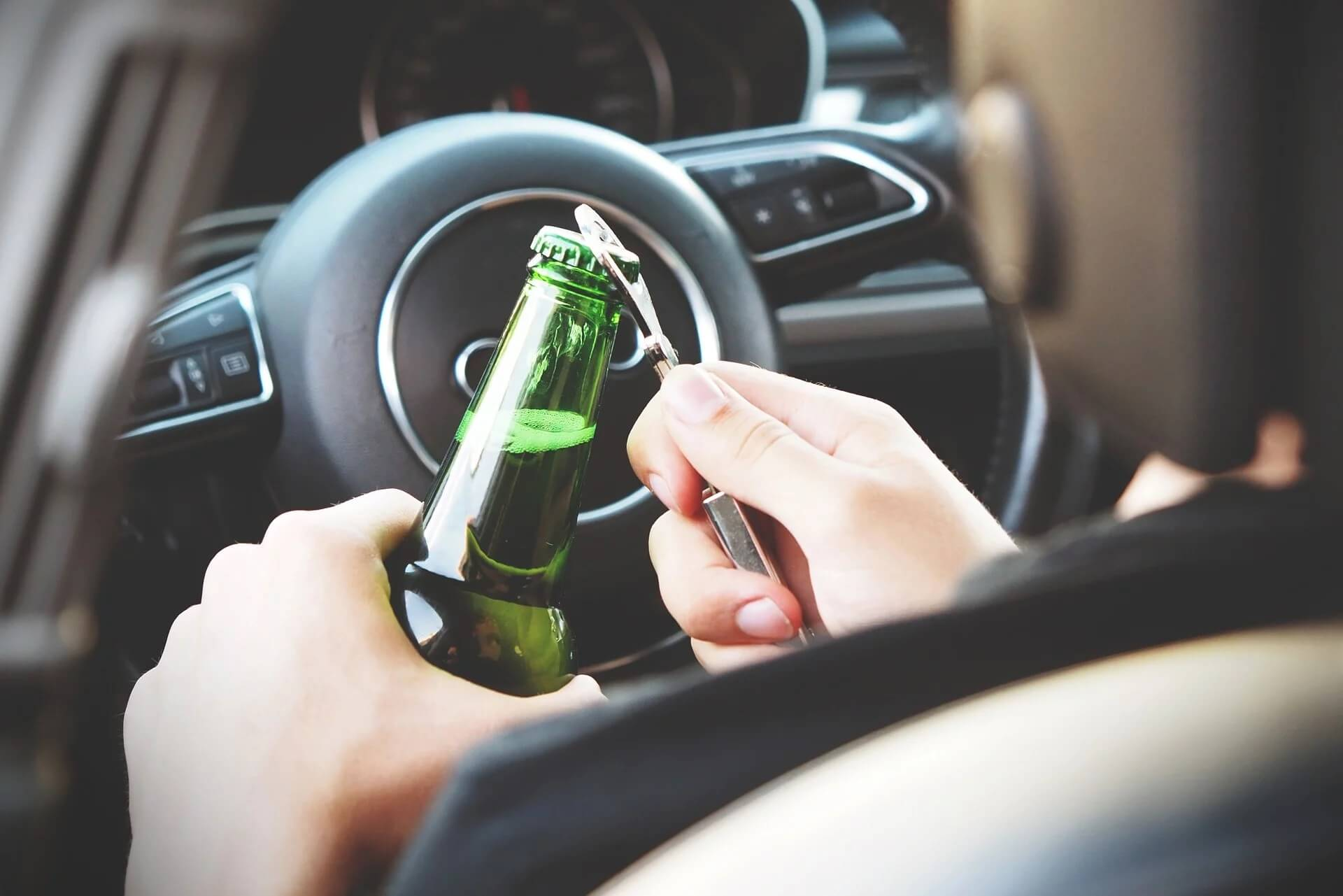 Alcohol coche