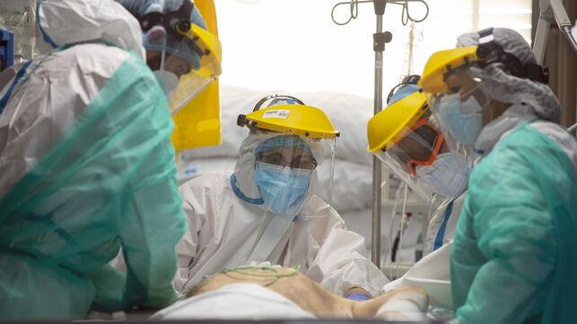 Profesionales sanitarios COVID-19