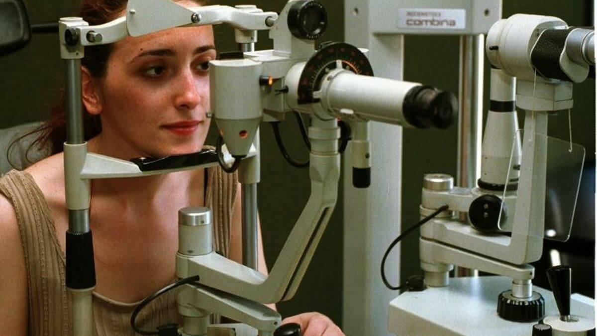 Consulta oftalmólogo