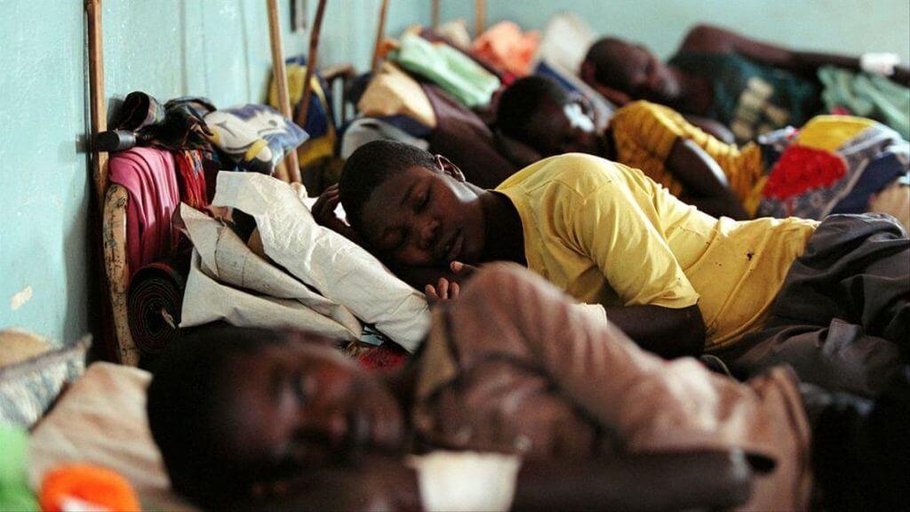 Pacientes enfermedad del sueño