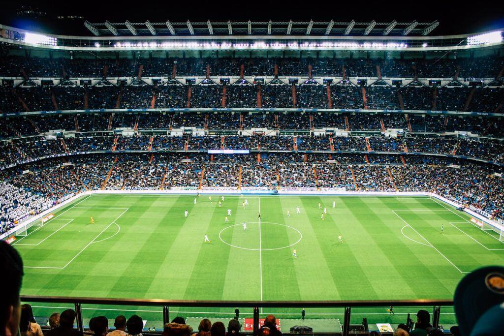 Estadio fútbol