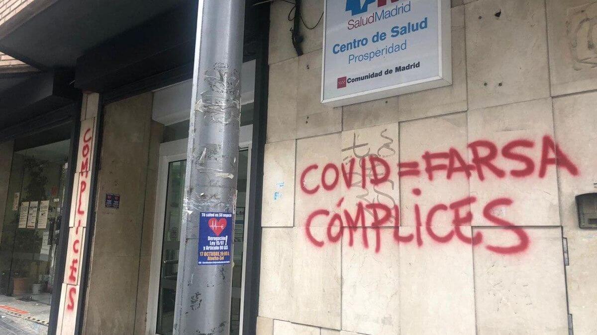 Negacionistas COVID-19