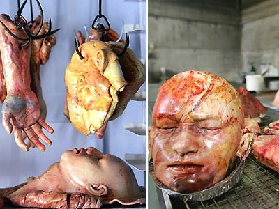 Panadero Cuerpos Humanos