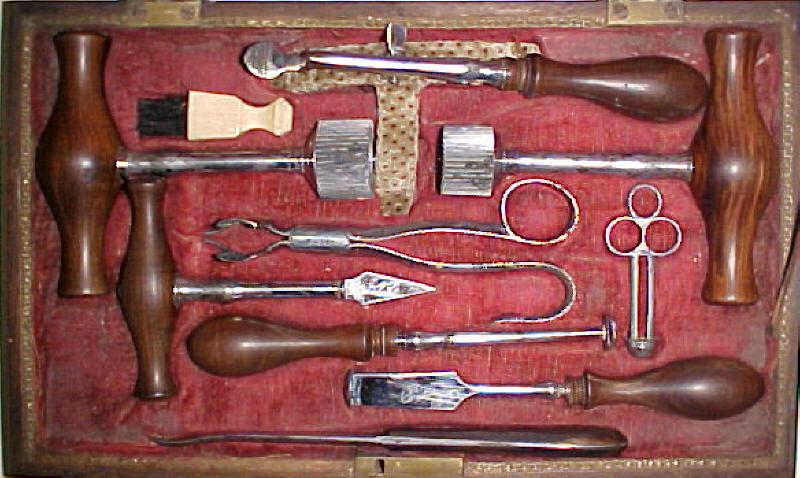 kit de trepanación