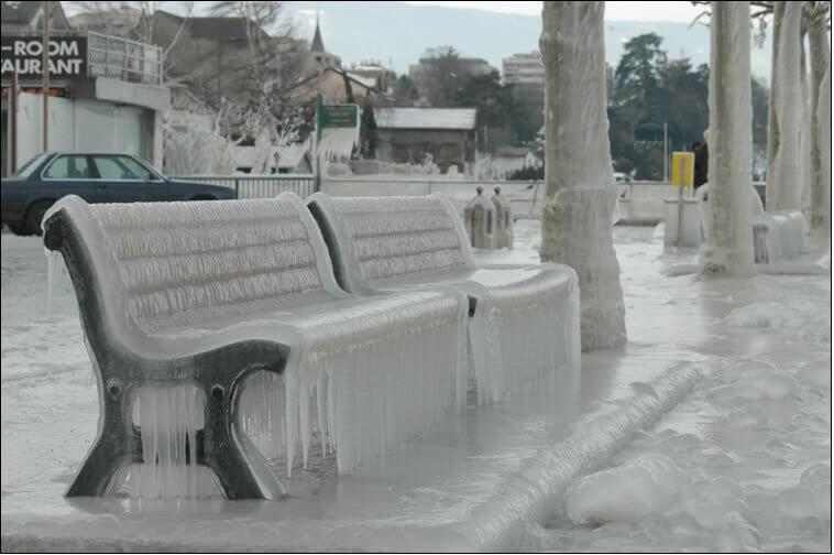 Bancos Congelados
