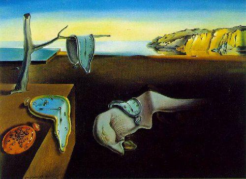 Cuadro Dalí