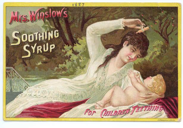 Winslows Aquellos tiempos en los que la cocaína, el opio y la heroína campaban a sus anchas...