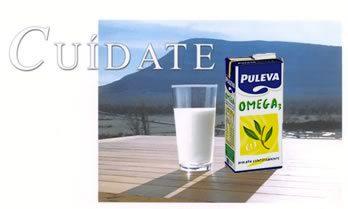 Puleva El fraude de las leches omega 3
