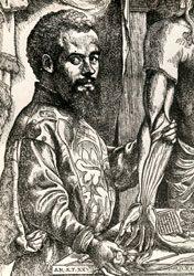 Vesalio Las 12 personas que más influyeron en la medicina antes del siglo XX