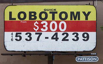 Teléfono Lobotomía