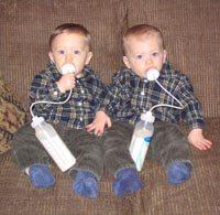gemelos ¿Por qué los gemelos tienen huellas dactilares diferentes?